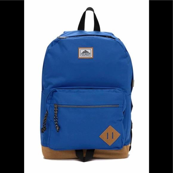 f8c6d7a137 Steve Madden Bags   Nwt Classic Sport Backpack Blue   Poshmark